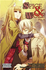 Spice and Wolf, Vol. 3 manga