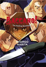 Baccano!, Vol. 1 light novel