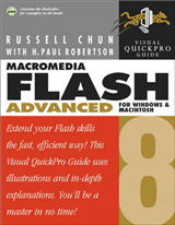 Macromedia Flash 8 Advanced for Windows and Macintosh