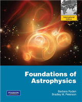 Foundations of Astrophysics: International Edition