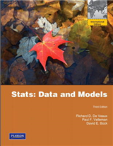 Stats: Data and Models: International Edition