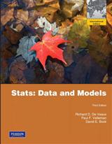 Stats: Data and Models: International Edition