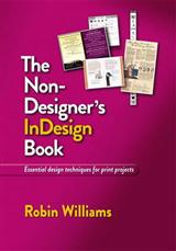 The Non-Designer\'s InDesign Book