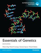 Essentials of Genetics: International Edition