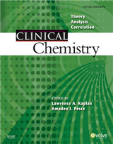 Clinical Chemistry: Theory, Analysis, Correlation
