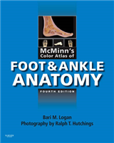 McMinn\'s Color Atlas of Foot and Ankle Anatomy