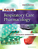 Rau\'s Respiratory Care Pharmacology