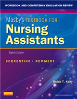 Workbook and Competency Evaluation Review for Mosby\'s Textbook for Nursing Assistants