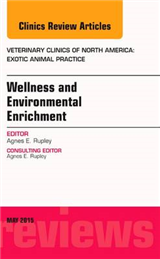 Wellness and Environmental Enrichment, An Issue of Veterinar
