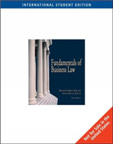 Fundamentals of Business Law with Online Research Guide