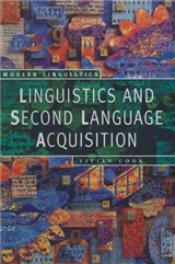 Linguistics and Second Language Acquisition