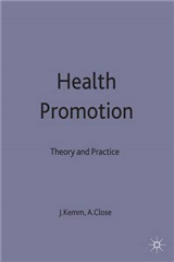 Health Promotion: Theory and Practice