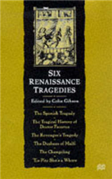 Six Renaissance Tragedies