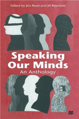 Speaking Our Minds: An Anthology of Personal Experiences of Mental Distress and its Consequences