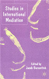 Studies in International Mediation