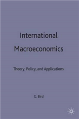 International Macroeconomics: Theory, Policy, and Applications