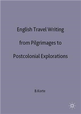 English Travelogue: From Pilgrimage to Postcolonial
