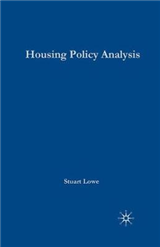 Housing Policy Analysis: British Housing in Culture and Comparative Context
