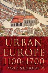 Urban Europe 1100-1700