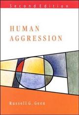 Human Aggression 2/E