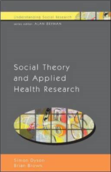 Social Theory and Applied Health Research