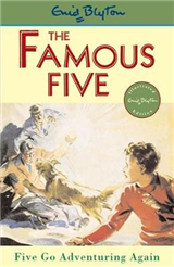 Famous Five: Five Go Adventuring Again