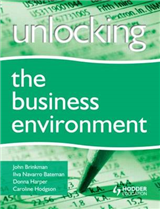 Unlocking the Business Environment