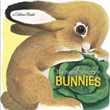 Richard Scarry's Bunnies Board Book