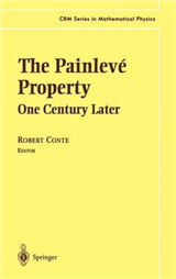The Painleve Property: One Century Later