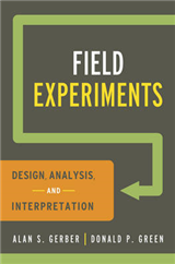 Field Experiments: Design, Analysis, and Interpretation