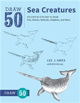 Draw 50 Sea Creatures