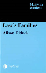 Law\'s Families