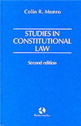 Studies in Constitutional Law