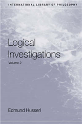 Logical Investigations: v.2