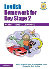 English Homework for Key Stage 2: Activity-Based Learning