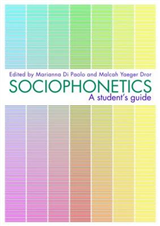 Sociophonetics: A Student\'s Guide