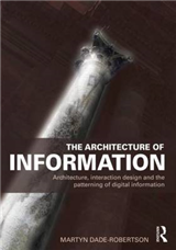 The Architecture of Information: Architecture, Interaction Design and the Patterning of Digital Information