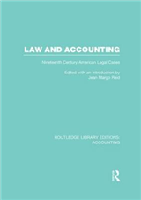 Law and Accounting: Nineteenth Century American Legal Cases