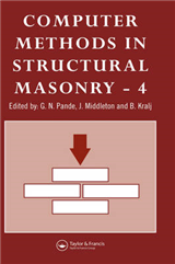 Computer Methods in Structural Masonry: Fourth International Symposium: No. 4: International Symposium