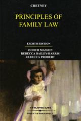 Cretney's Principles of Family Law