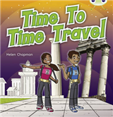 Bug Club Non-fiction Purple A/2C Time to Time Travel Non-fiction 6-pack