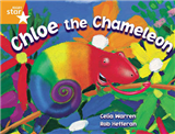Rigby Star Guided 2 Orange Level, Chloe the Chameleon Pupil Book (single)