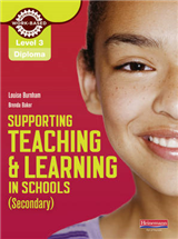Level 3 Diploma Supporting teaching and learning in schools,