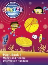 Heinemann Active Maths - Beyond Number - Second Level - Pupil Book Pack x 8