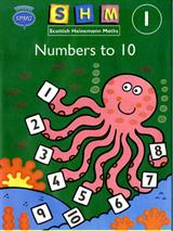 Scottish Heinemann Maths 1 Activity Book Easy Order Pack