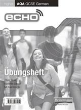 Echo AQA GCSE German Higher Workbook 8 Pack