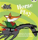 BC Blue (KS1) B/1B Basil Brush: Horse Play