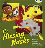 BC Blue (KS1) C/1B Jay and Sniffer: The Missing Masks