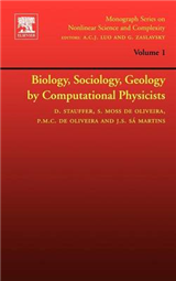 Biology, Sociology, Geology by Computational Physicists