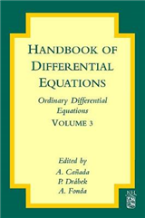 Handbook of Differential Equations: Ordinary Differential Eq